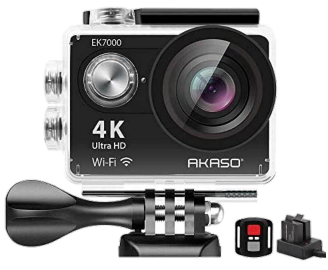 best action camera on a budget