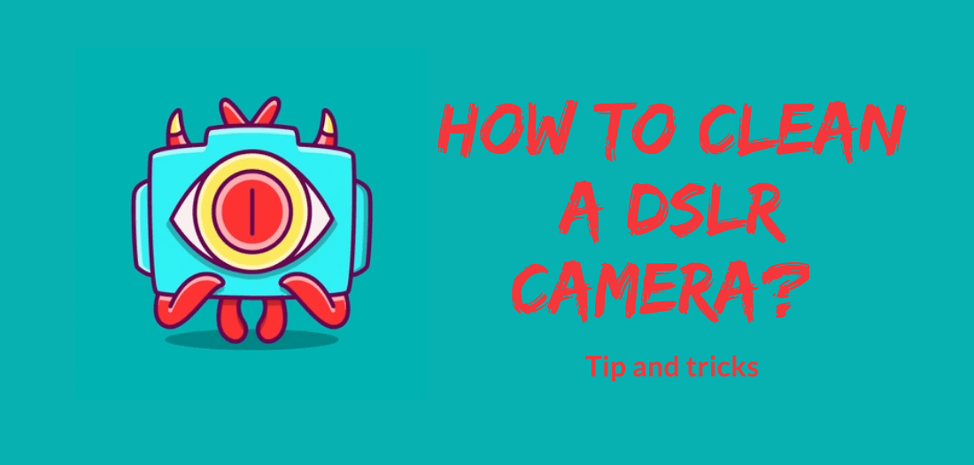 how to clean camera lenses at home