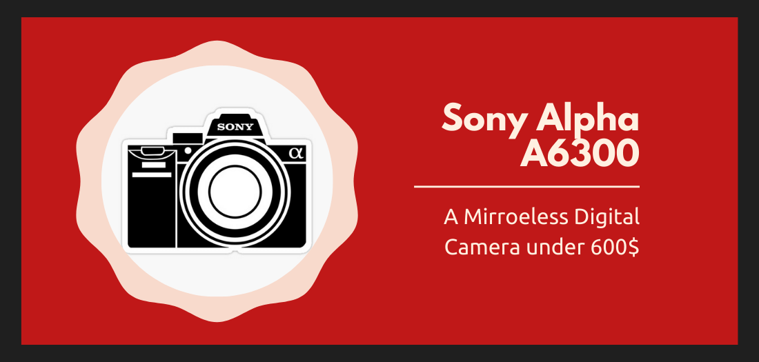 Sony Alpha a6300 Mirrorless Digital Camera Review