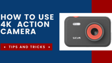 hotw to use ultra action camera